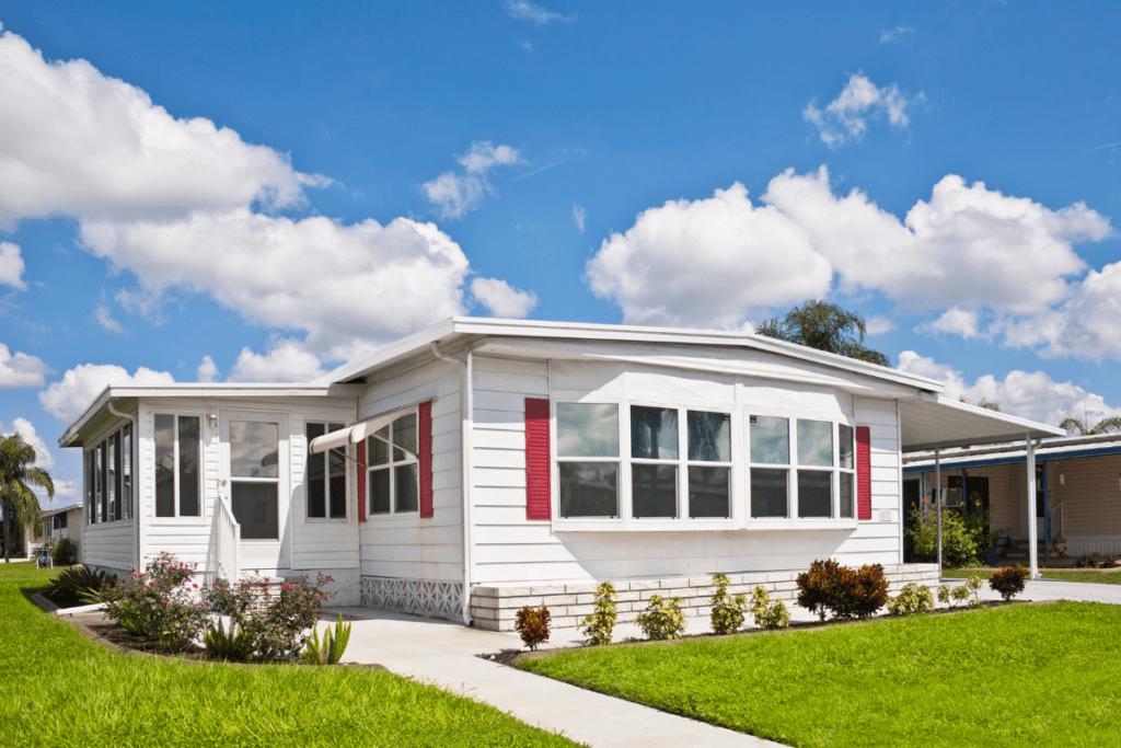 Manufactured home appraisals